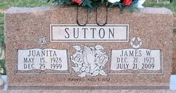 Juanita <i>Brazeal</i> Sutton