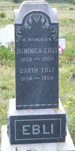 Barth Ebli