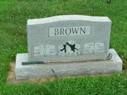 Jean E <i>Clark</i> Brown