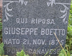 Guiseppe Boetto
