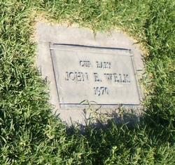 John E Welk