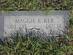 Maggie Eliza <i>Gardner</i> Ker