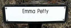 Emma Jane <i>Brown</i> Petty