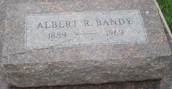 Albert R Bandy