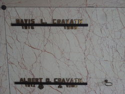Albert O Cravath