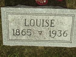 Louise <i>Bauman</i> Bachman