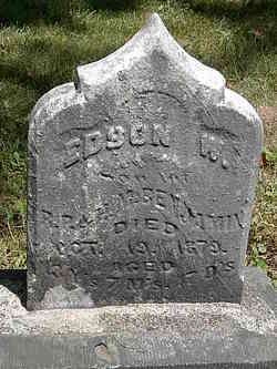 Edson W Benjamin