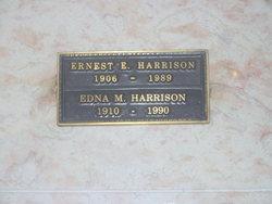 Edna M Harrison