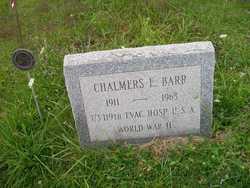 Chalmers Elwood Barr
