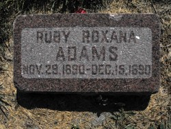 Ruby Roxana Adams