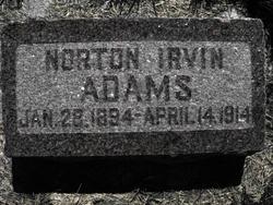 Norton Irvin Adams