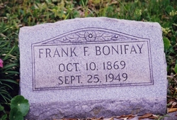 Frank Francis Bonifay