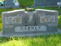 Beryl Dabney
