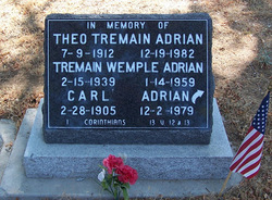 Tremain Wemple Adrian