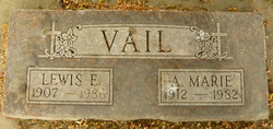 Annie Marie <i>Pyvis</i> Vail