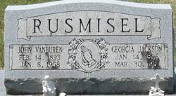 Georgia <i>Jackson</i> Rusmisel