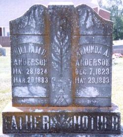 Arminda Armon <i>Hairston</i> Anderson