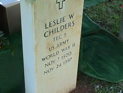 Leslie Wallace Childers