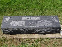 Mary Ellen <i>Robinson</i> Baker