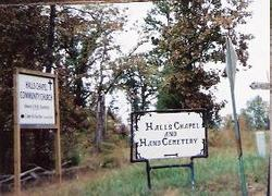 Hand Cemetery