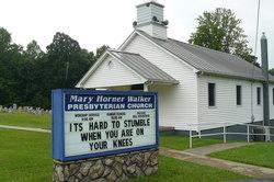 Mary Horner Walker Presbyterian Church Cemetery