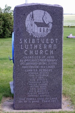 Skibtvedt Cemetery