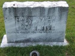 Owen Byrom