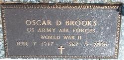 Oscar Dewey Brooks