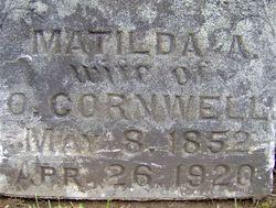 Matilda A Cornwell