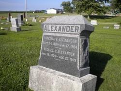 Virginia V. Alexander