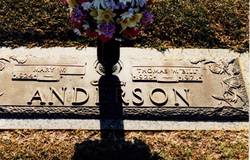 Mary Leola <i>Watson</i> Anderson