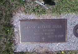 Sgt Frank Alfred Jilka