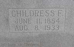 Childress F. Banks, Sr