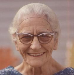 Gladys <i>Jenkins</i> Bateman
