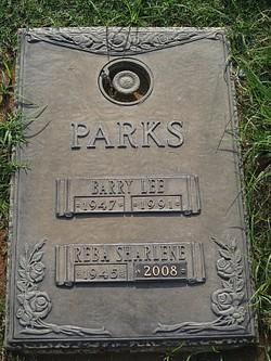 Reba Sharlene <i>Teal</i> Parks