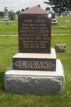 Martha Jane <i>Botts</i> Logan