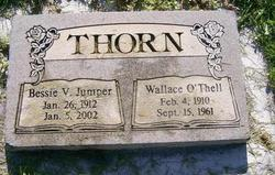Wallace O'Thell Thorn