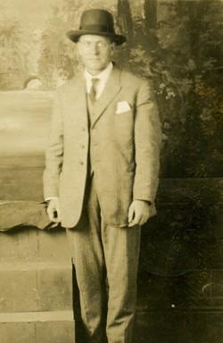 Clyde Ross Davenport
