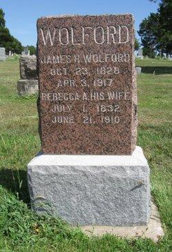 Rebecca A. <i>McNemar</i> Wolford