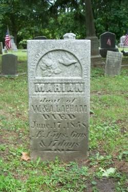 Marian Lapham