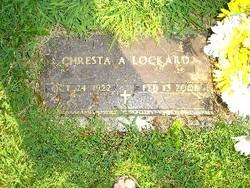 Chresta Alene <i>Ward</i> Lockard