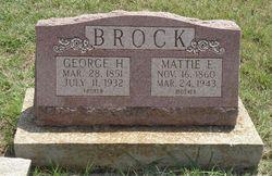 George H Brock