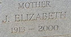 Jane Elizabeth <i>Sampley</i> Doss
