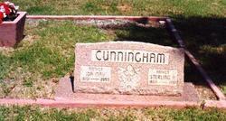 Ida May <i>Lefforge</i> Cunningham