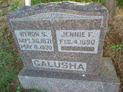 Jennie F. Galusha