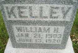 William Henry Orvil Willie Kelley
