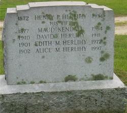 Alice Maud Herlihy
