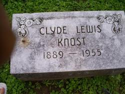 Clyde Lewis Knost