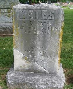 A. D. Gates