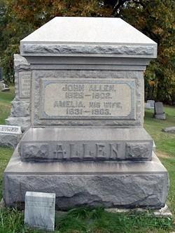Amelia Allen